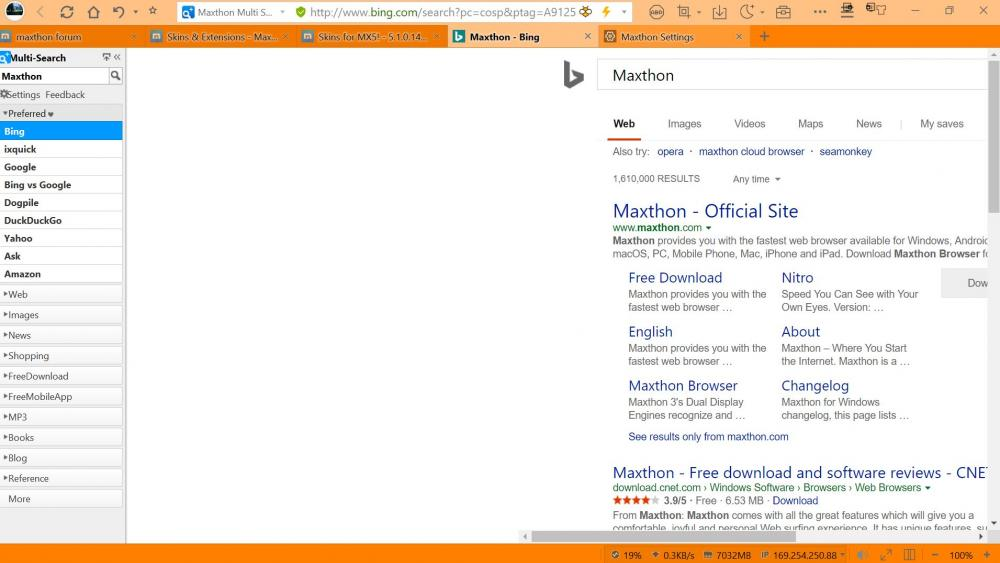 Maxthon Desktop with Multisearch.jpg