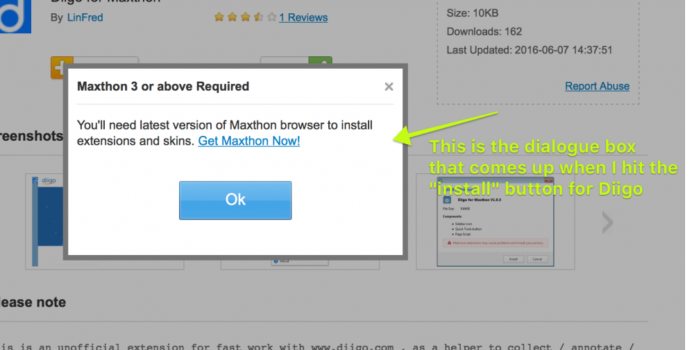 Maxthon Extension Site Screenshot.png