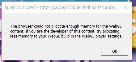 error message in facebook gameroom.jpg