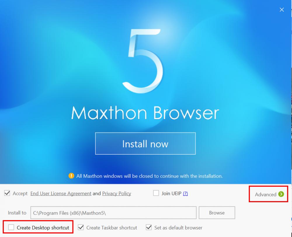 uncheck create desktop shortcut.png
